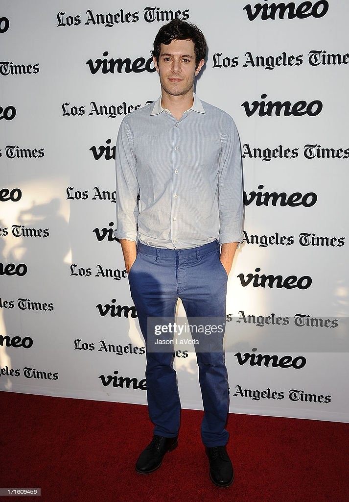 Actor Adam Brody attends the premiere of 'Some Girl' at Laemmle NoHo 7 on June 26 2013 in North Hollywood California