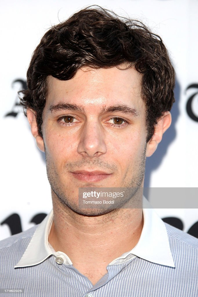 Actor Adam Brody attends the 'Some Girl' Los Angeles premiere held at Laemmle NoHo 7 on June 26 2013 in North Hollywood California
