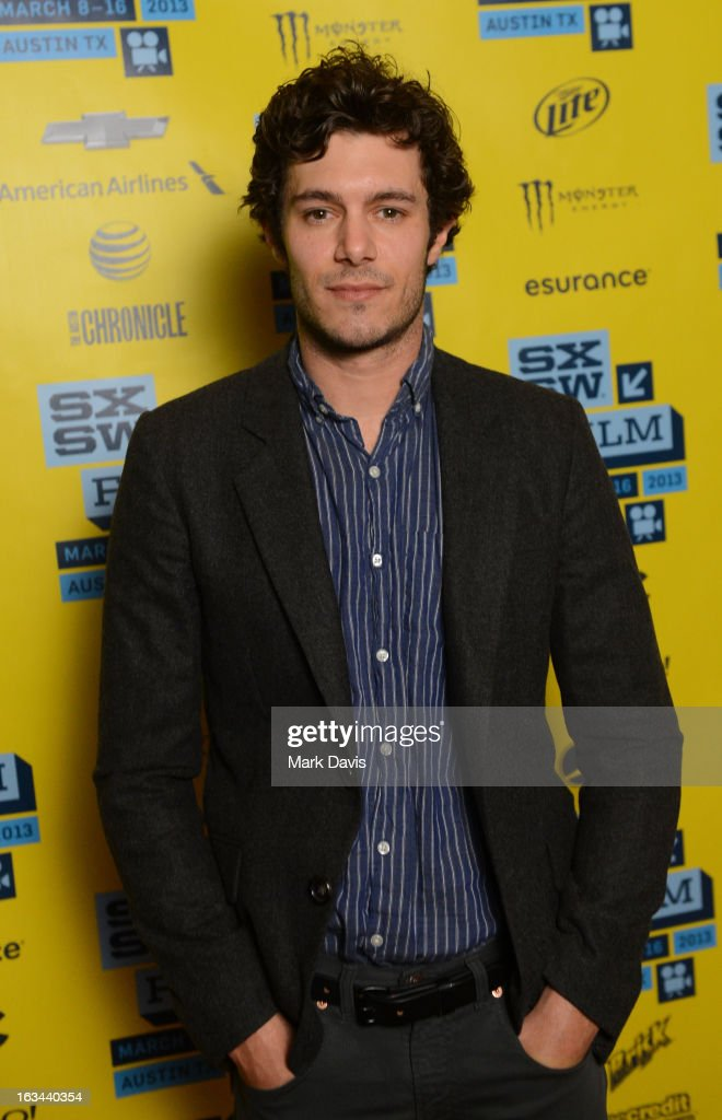 Actor Adam Brody attends the 'Some Girl' red carpet arrivals at the 2013 SXSW Music Film Interactive Festival held at the Topfer Theatre at ZACH on...