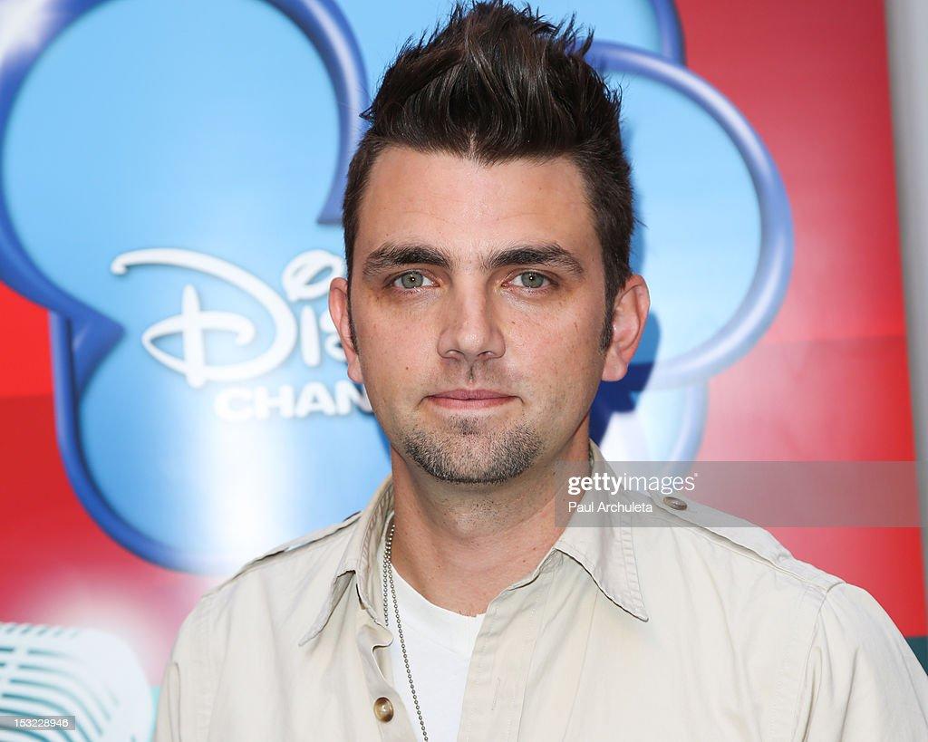 Actor Adam Chambers attends the Disney Channel's 'Girl Vs. Monster' special screening at Walt Disney Studios on October 1, 2012 in Burbank, California.