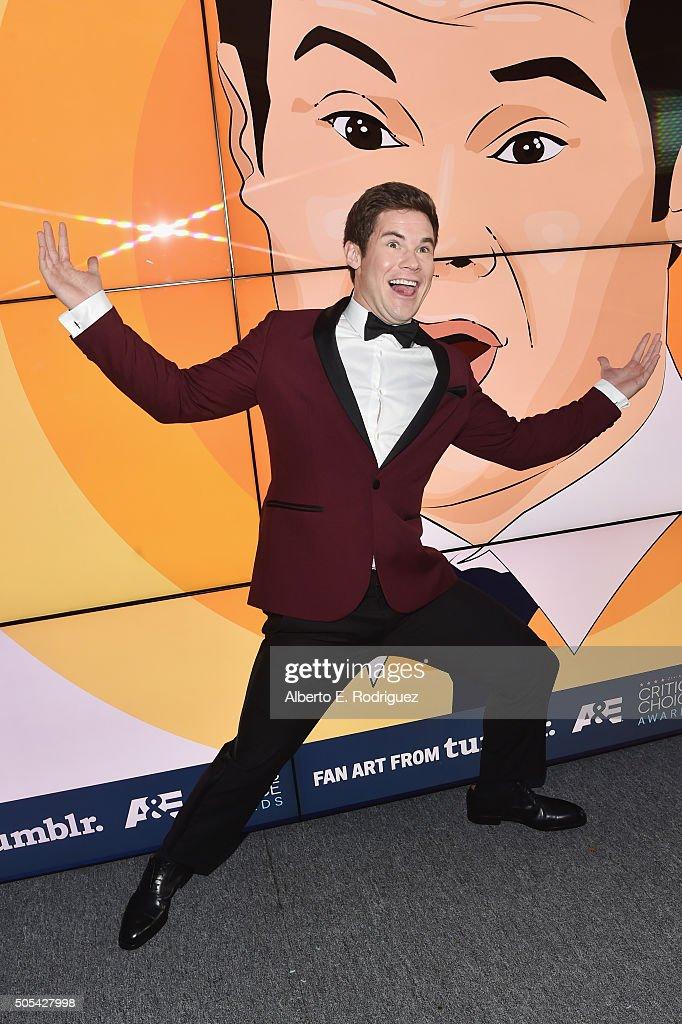 The 21st Annual Critics' Choice Awards - Red Carpet
