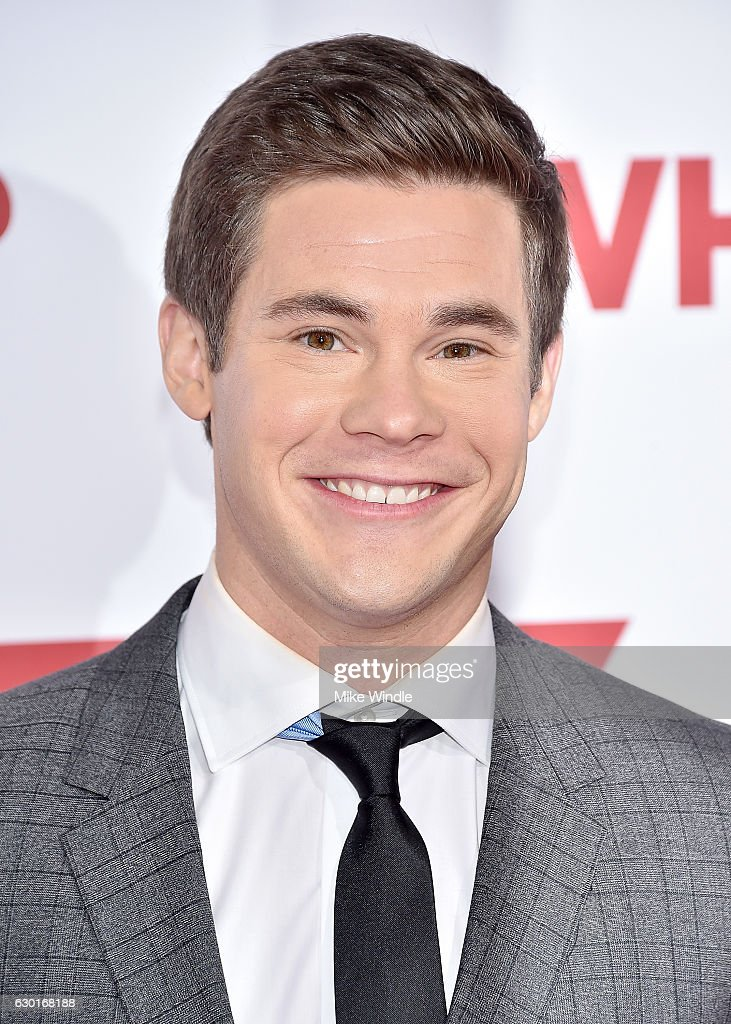 Actor Adam Devine attends the premiere of 20th Century Fox's 'Why Him?' at Regency Bruin Theater on December 17, 2016 in Westwood, California.