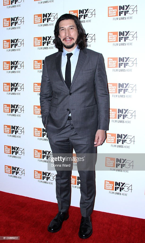 54th New York Film Festival - An Evening With Adam Driver