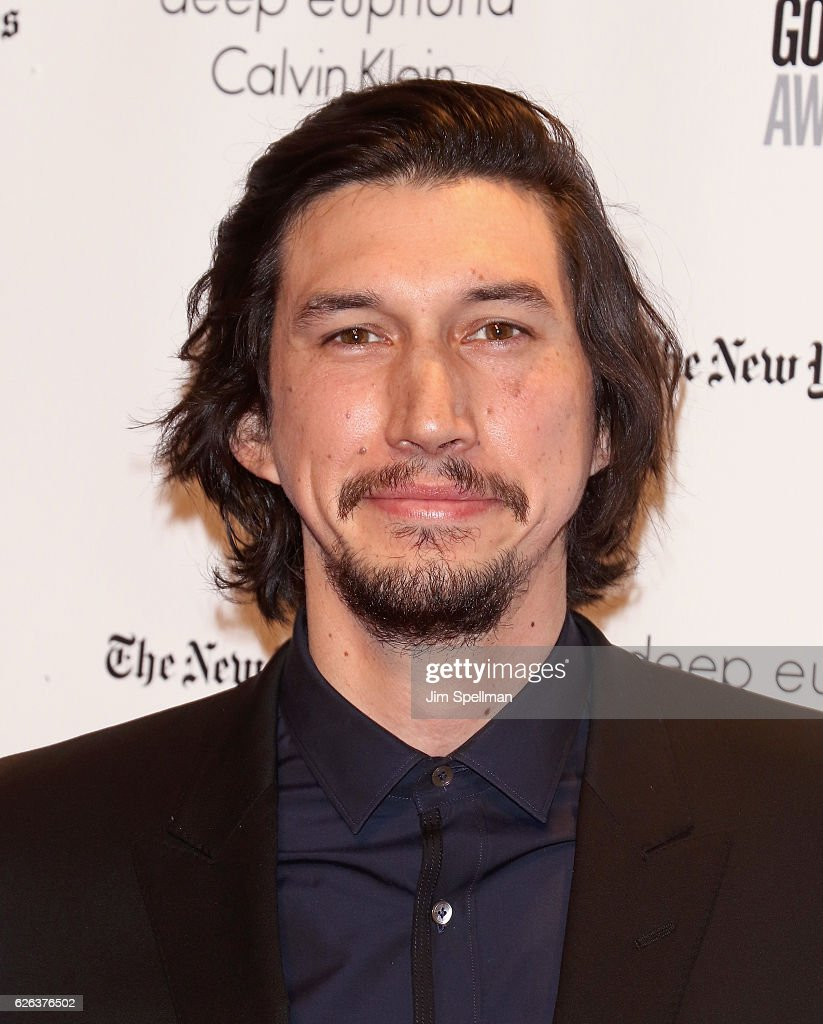 Actor Adam Driver attends the 26th Annual Gotham Independent Film Awards at Cipriani Wall Street on November 28, 2016 in New York City.