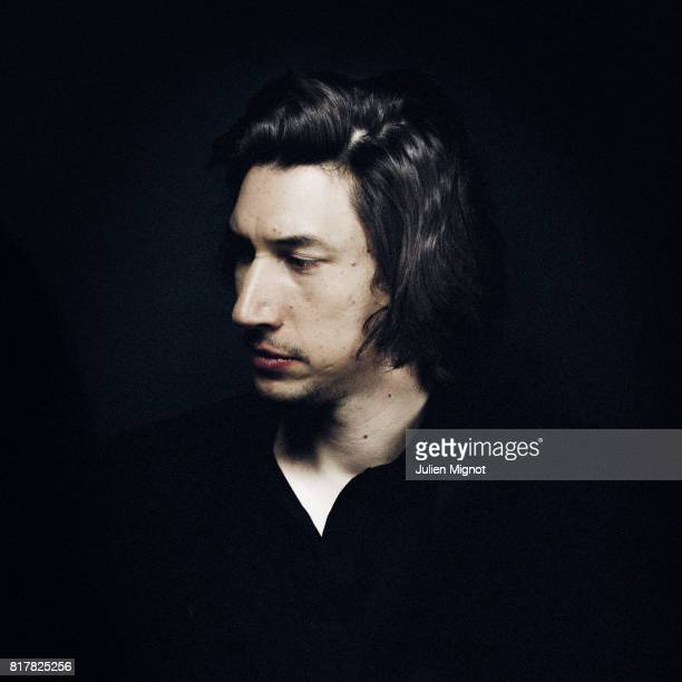 Actor Adam Driver is photographed for Grazia Magazine on May 16 2016 in Cannes France