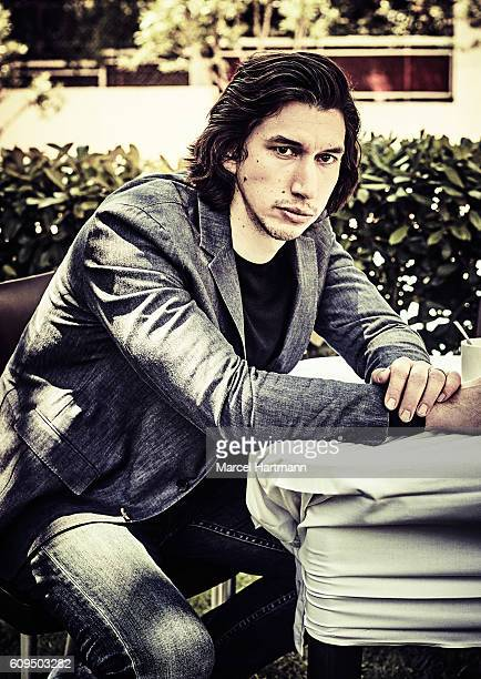 Actor Adam Driver is photographed for Vanity Fair Italy on May 12 2016 in Cannes France