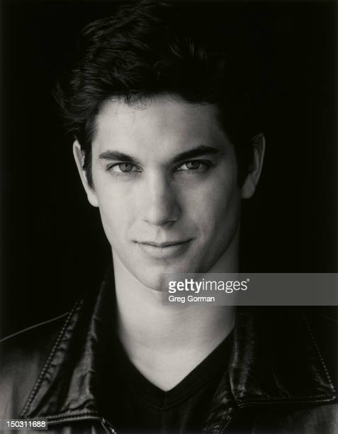 Actor Adam Garcia is photographed for Spec in 2000 in Los Angeles California