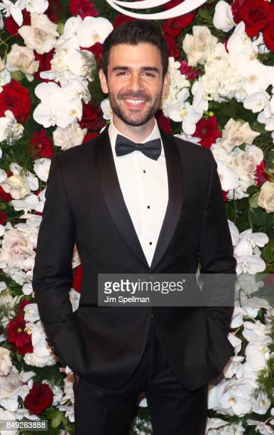 Actor Adam Kantor attends The American Theatre Wing's Centennial Gala at Cipriani 42nd Street on September 18 2017 in New York City