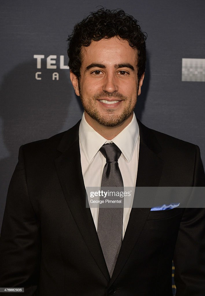 Actor Adam Korson attends the 2014 Canadian Screen awards Industry 2at the Sheraton Centre Toronto Hotel on March 5, 2014 in Toronto, Canada.