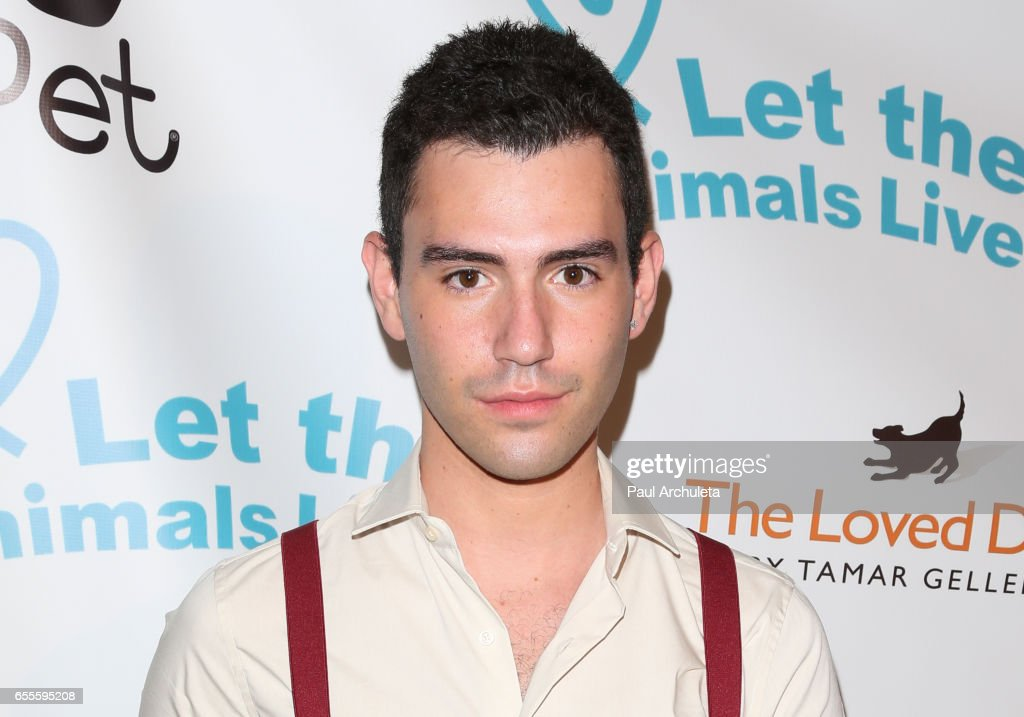 Actor Adam Murciano attends the 'Let The Animals Live' gala at The Olympic Collection Banquet & Conference Center on March 19, 2017 in Los Angeles, California.