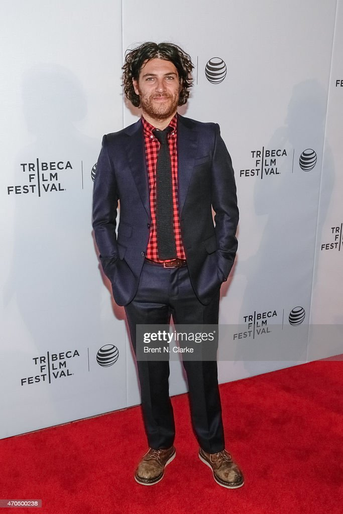 Actor Adam Pally arrives for the World Premiere Narrative: 'Slow Learners' during the 2015 Tribeca Film Festival held at Regal Battery Park 11 on April 20, 2015 in New York City.