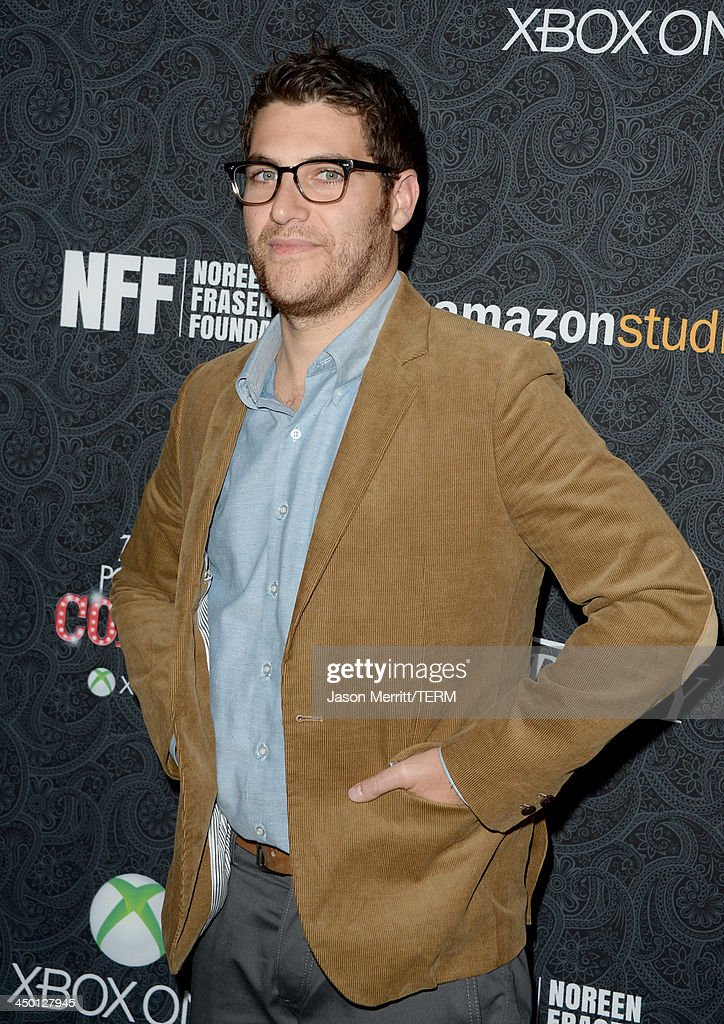 Actor <a gi-track='captionPersonalityLinkClicked' href=/galleries/search?phrase=Adam+Pally&family=editorial&specificpeople=6912500 ng-click='$event.stopPropagation()'>Adam Pally</a> attends Variety's 4th Annual Power of Comedy presented by Xbox One benefiting the Noreen Fraser Foundation at Avalon on November 16, 2013 in Hollywood, California.