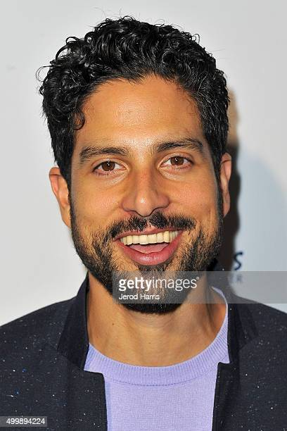 Actor Adam Rodriguez arrives at 'The Beauty Book For Brain Cancer' edition 2 launch party at Le Jardin on December 3 2015 in Hollywood California