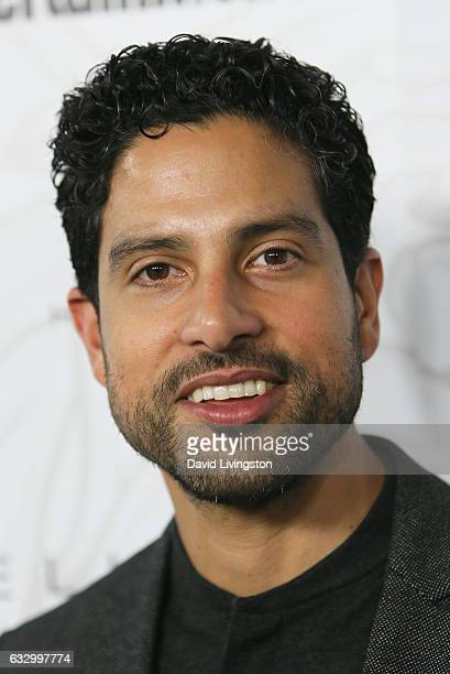 Actor Adam Rodriguez arrives at the Entertainment Weekly celebration honoring nominees for The Screen Actors Guild Awards at the Chateau Marmont on...