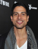 Actor Adam Rodriguez arrives to the premiere of Relativity Media's 'Haywire' at DGA Theater on January 5 2012 in Los Angeles California