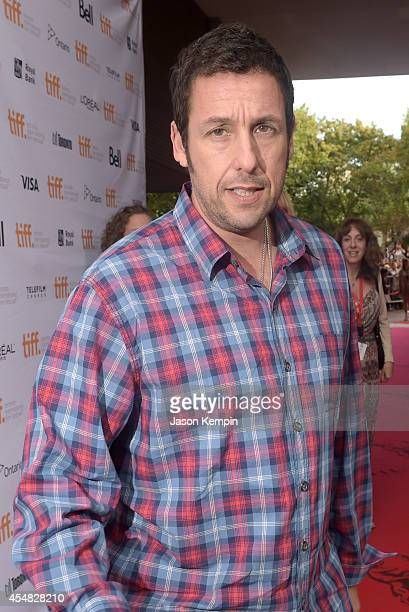 Actor Adam Sandler attends the Gala Screening of Paramount Pictures' 'MEN WOMEN CHILDREN' during the 2014 Toronto International Film Festival at...