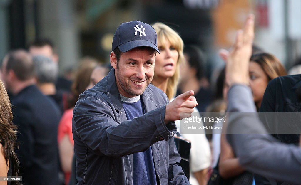 Premiere Of Sony Pictures 'You Don't Mess With The Zohan' - Arrivals