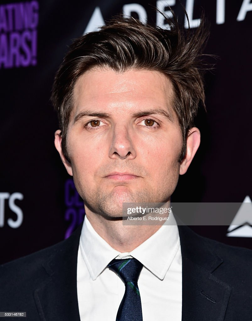 Actor <a gi-track='captionPersonalityLinkClicked' href=/galleries/search?phrase=Adam+Scott+-+Actor&family=editorial&specificpeople=7401387 ng-click='$event.stopPropagation()'>Adam Scott</a> attends P.S. Arts' The pARTy at NeueHouse Hollywood on May 20, 2016 in Los Angeles, California.