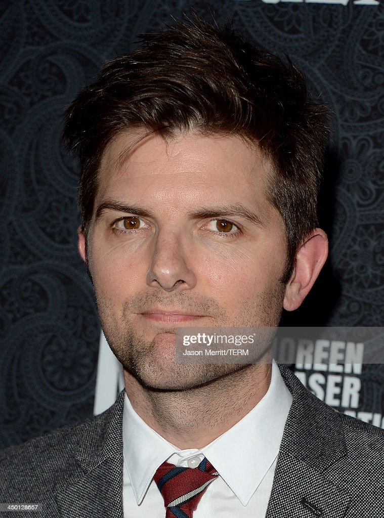 Actor Adam Scott attends Variety's 4th Annual Power of Comedy presented by Xbox One benefiting the Noreen Fraser Foundation at Avalon on November 16, 2013 in Hollywood, California.