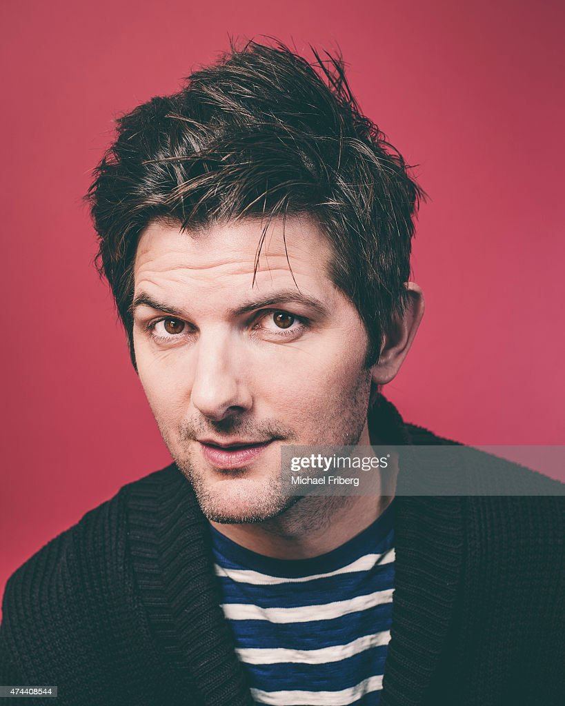 Actor <a gi-track='captionPersonalityLinkClicked' href=/galleries/search?phrase=Adam+Scott+-+Actor&family=editorial&specificpeople=7401387 ng-click='$event.stopPropagation()'>Adam Scott</a> is photographed for Variety on February 3, 2015 in Park City, Utah.