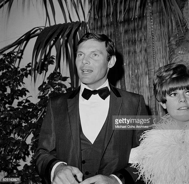 Actor Adam West attends an event in Los AngelesCA