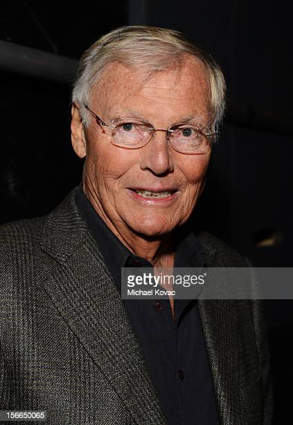Actor Adam West attends Variety's 3rd annual Power of Comedy event presented by Bing benefiting the Noreen Fraser Foundation held at Avalon on...