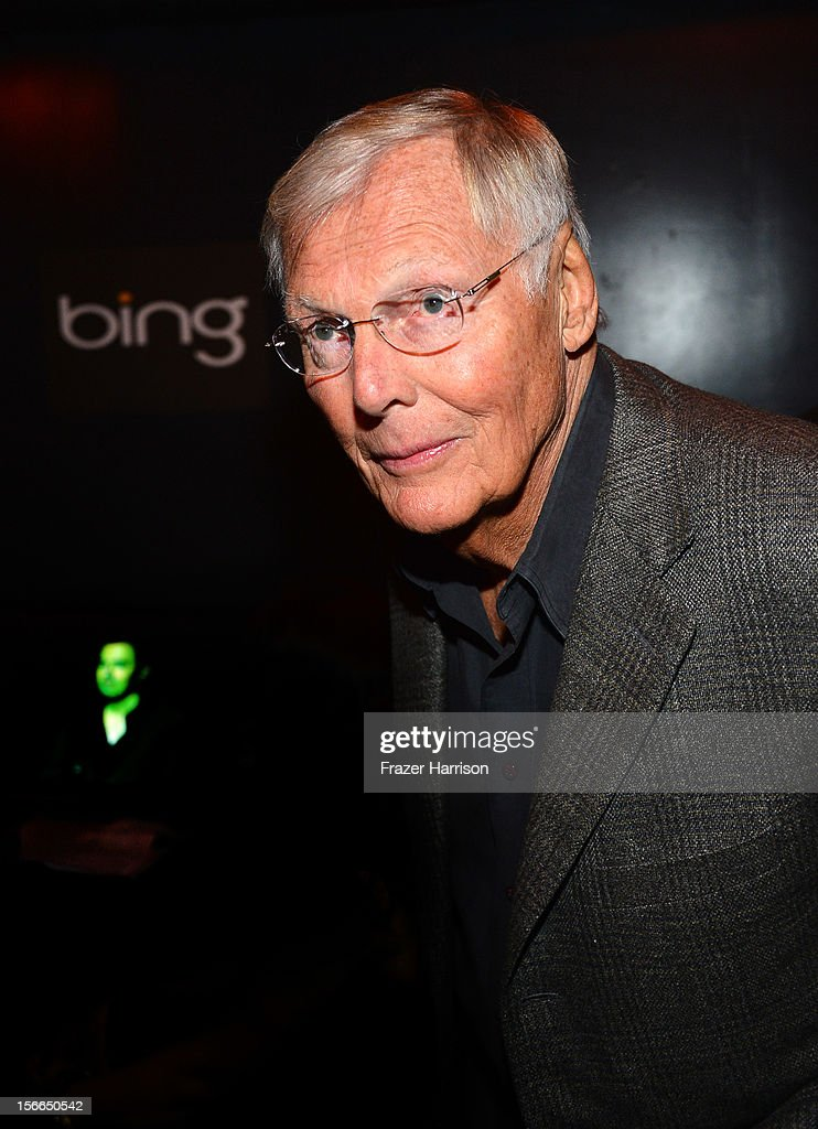 Actor Adam West attends Variety's 3rd annual Power of Comedy event presented by Bing benefiting the Noreen Fraser Foundation held at Avalon on November 17, 2012 in Hollywood, California.