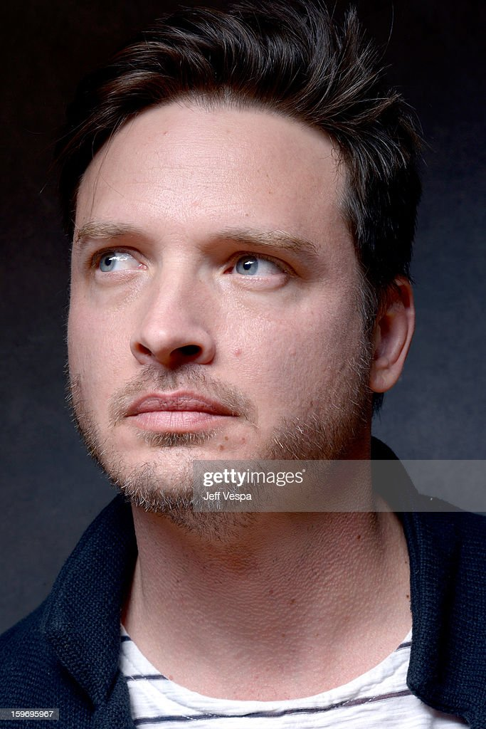Actor Aden Young poses for a portrait during the 2013 Sundance Film Festival at the WireImage Portrait Studio at Village At The Lift on January 18, 2013 in Park City, Utah.