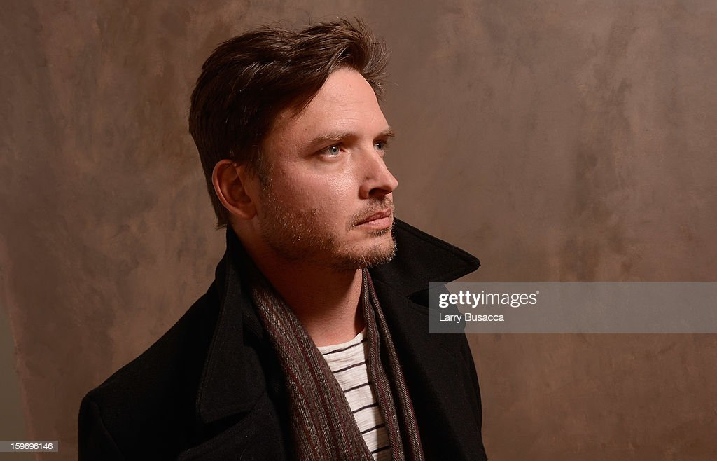 Actor Aden Young poses for a portrait during the 2013 Sundance Film Festival at the Getty Images Portrait Studio at Village at the Lift on January 18, 2013 in Park City, Utah.