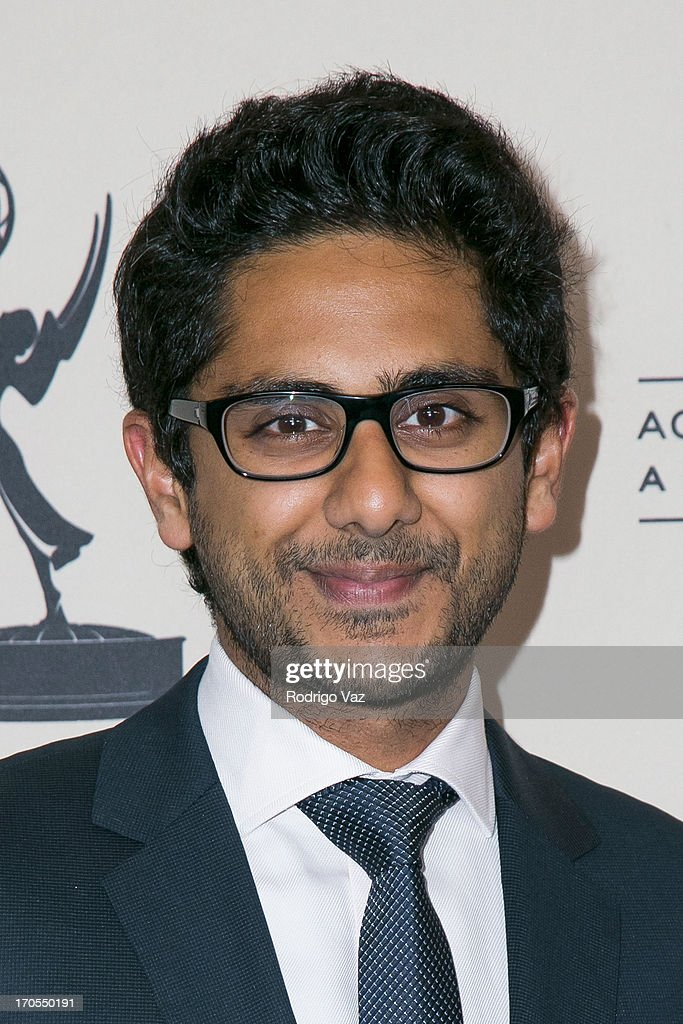 Actor Adhir Kalyan arrives at the 40th Annual Daytime Emmy Nominees Cocktail Reception at Montage Beverly Hills on June 13, 2013 in Beverly Hills, California.