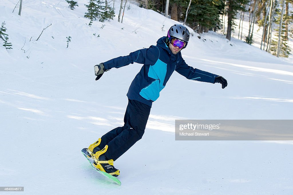 Actor Adrian Grenier attends Oakley Learn To Ride With AOL At Sundance Day 3 on January 19, 2014 in Park City, Utah.