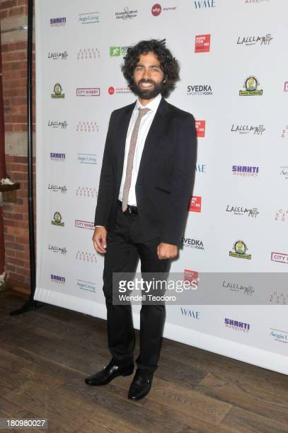 Actor Adrian Grenier attends the 2013 Hope North Gala at City Winery on September 18 2013 in New York City