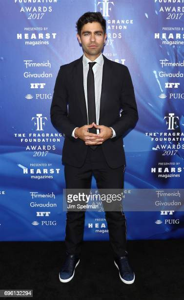 Actor Adrian Grenier attends the 2017 Fragrance Foundation Awards at Alice Tully Hall Lincoln Center on June 14 2017 in New York City