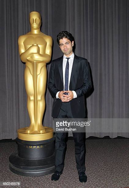 Actor Adrian Grenier attends The Academy of Motion Picture Arts and Sciences' 41st Student Academy Awards at DGA Theater on June 7 2014 in Los...