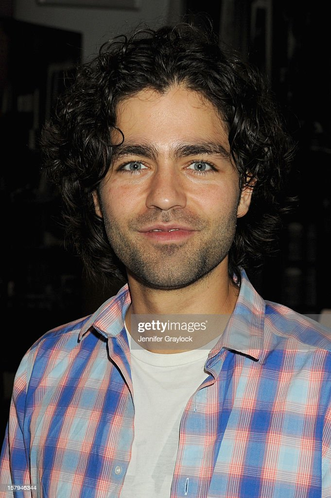 Actor <a gi-track='captionPersonalityLinkClicked' href=/galleries/search?phrase=Adrian+Grenier&family=editorial&specificpeople=211413 ng-click='$event.stopPropagation()'>Adrian Grenier</a> attends the Haute Living Hublot and Ferrari Honor Domingo Zapata for Art Basel 2012 on December 7, 2012 in Miami, United States.
