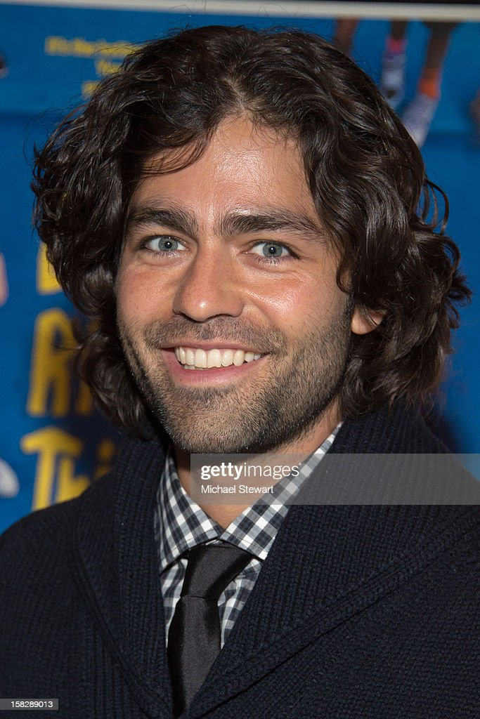 Actor Adrian Grenier attends The Museum of Modern Art's Jazz Interlude Gala at Museum of Modern Art on December 12, 2012 in New York City.
