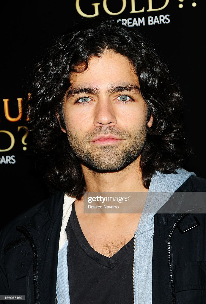 Actor Adrian Grenier attends the screening of 'As Good As Gold' during the 2013 Tribeca Film Festival at Gotham Hall on April 18, 2013 in New York City.