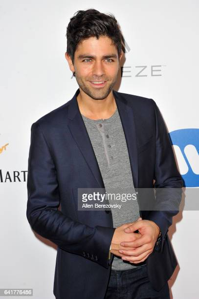 Actor Adrian Grenier attends Warner Music Group's Annual GRAMMY Celebration at Milk Studios on February 12 2017 in Hollywood California