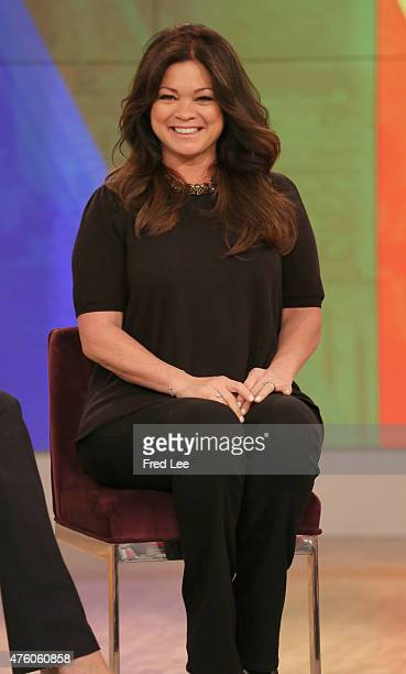 THE VIEW Actor Adrian Grenier Valerie Bertinelli Jane Leeves and Wendie Malick and Melissa Peterman are the guests today Wednesday June 3 2015 on...