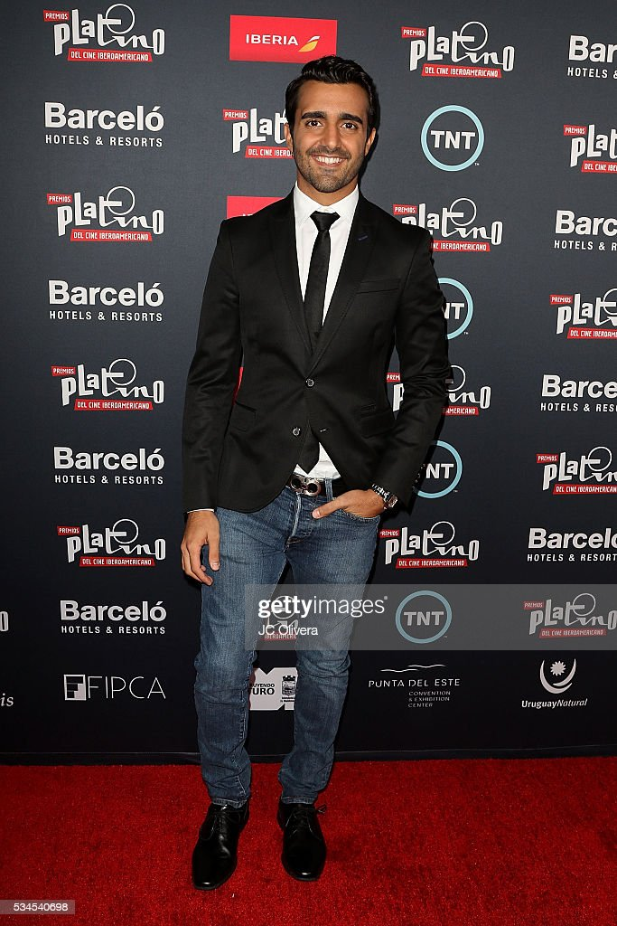 Actor Adrian Nunez attends the nomination announcement for The 3rd Annual Premios Platino of Iberoamerican Cinema at The London on May 26, 2016 in West Hollywood, California.
