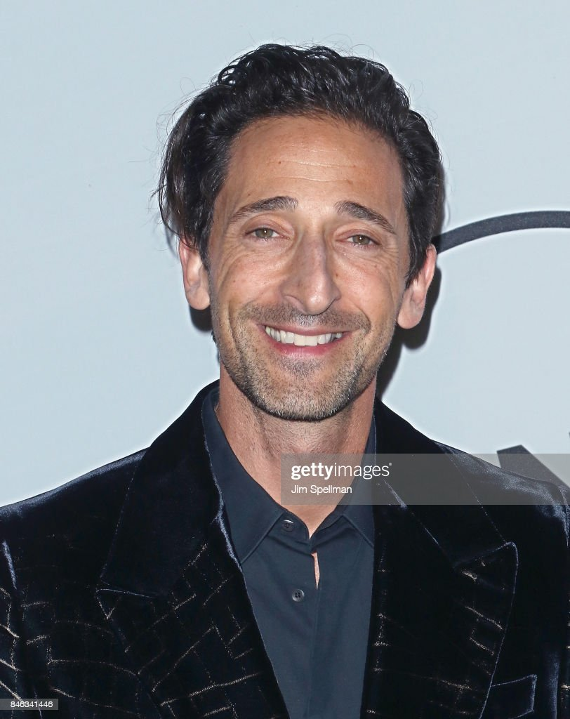 Actor Adrien Brody attends the 2017 Unitas Gala at Capitale on September 12, 2017 in New York City.