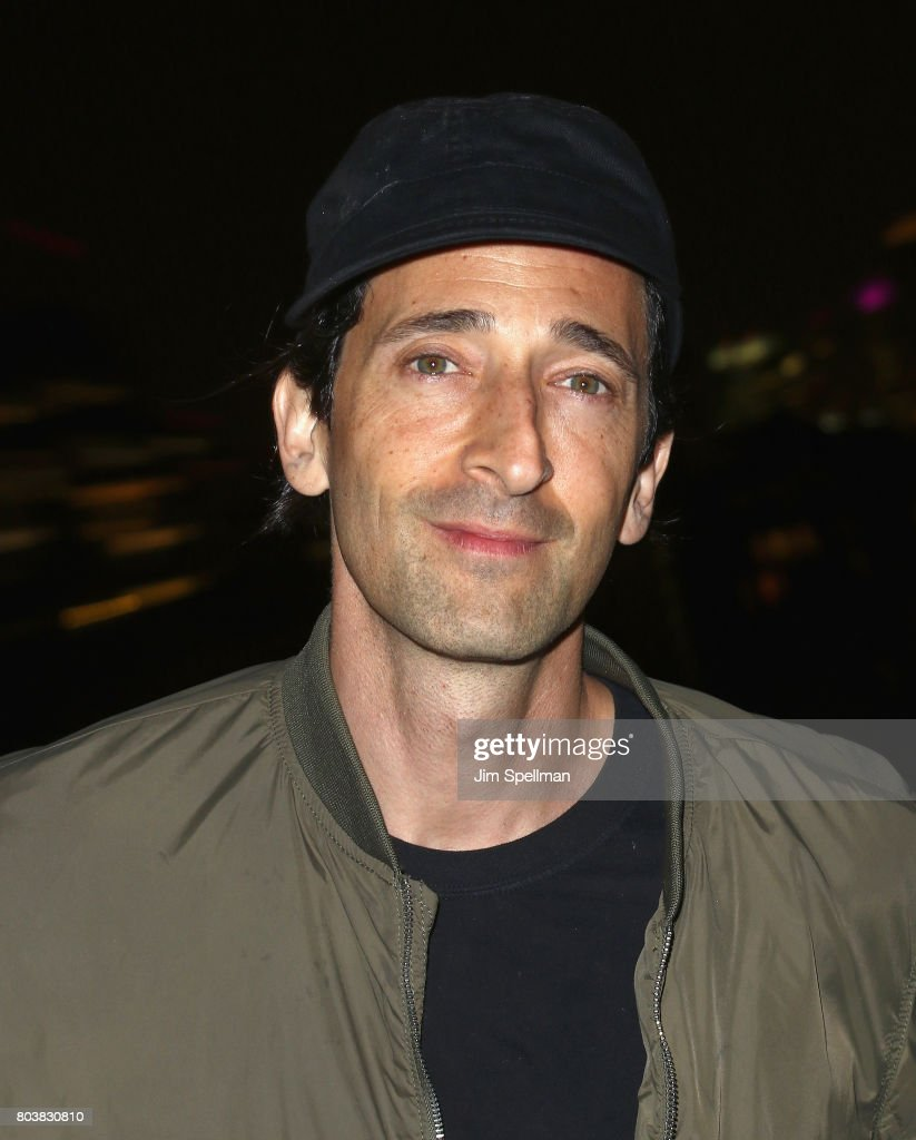 Actor Adrien Brody attends the special screening after party for 'Gypsy' hosted by Netflix at Public Arts at Public on June 29, 2017 in New York City.