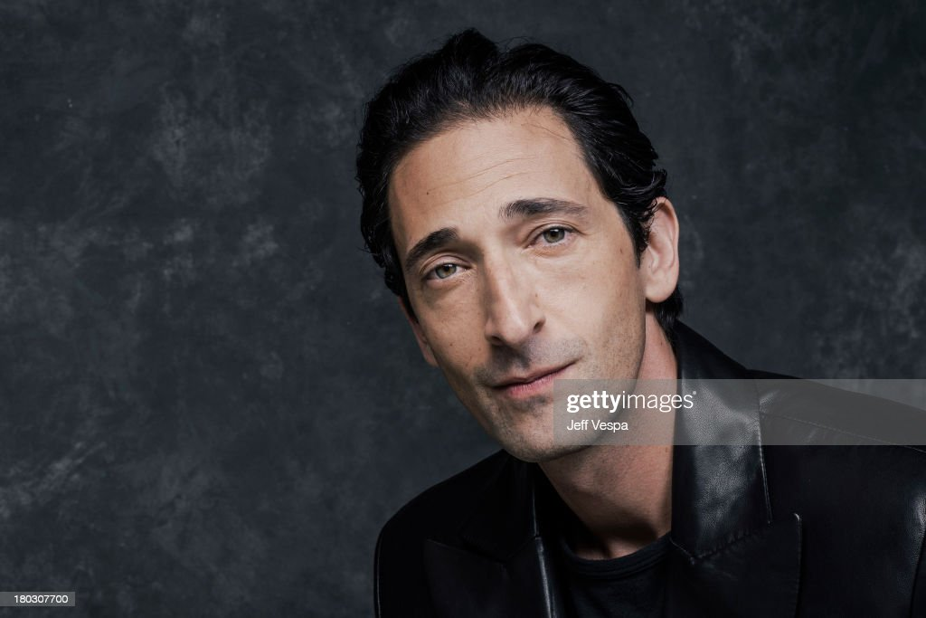 Adrien Brody, Self Assignment, September 10, 2013