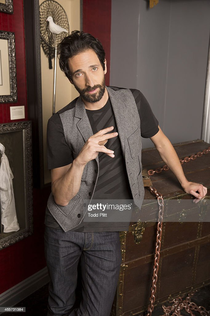 Adrien Brody, USA Today, August 28, 2014