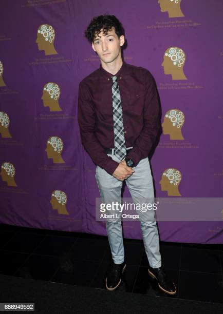 Actor Aedin Mincks arrives for The Jonathan Foundation Presents The 2017 Spring Fundraising Event To Benefit Children With Learning Disabilities held...