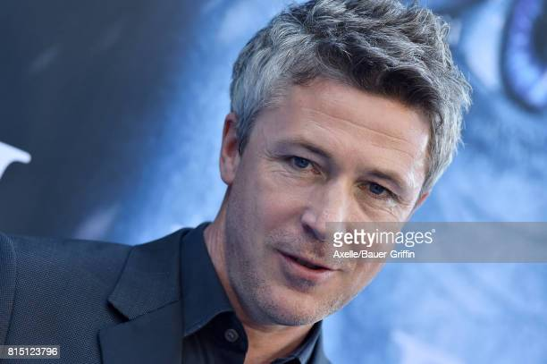 Actor Aidan Gillen arrives at the premiere of HBO's 'Game Of Thrones' Season 7 at Walt Disney Concert Hall on July 12 2017 in Los Angeles California