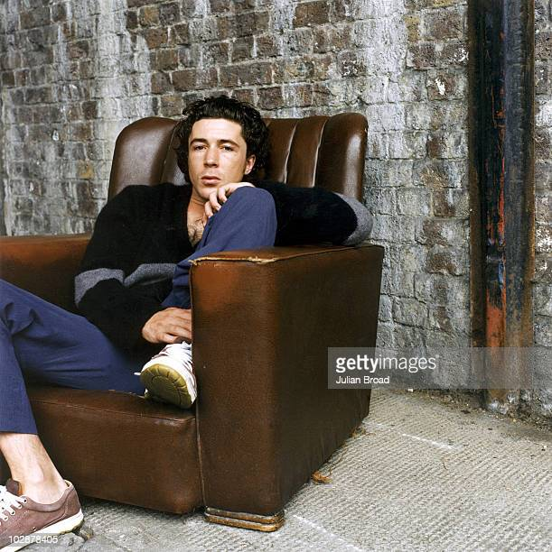 Actor Aidan Gillen poses for a portrait shoot in London