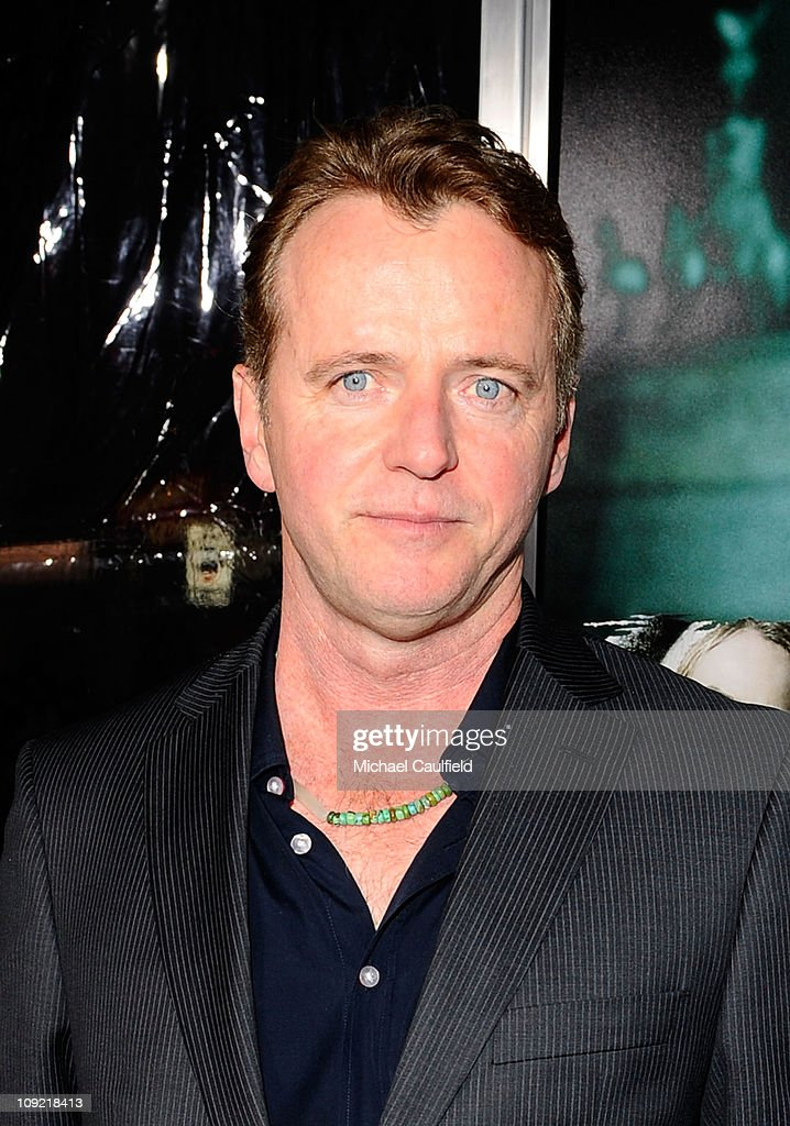 Actor Aidan Quinn arrives at Warner Bros Los Angeles Premiere of 'Unknown' held at Regency Village Theatre on February 16 2011 in Westwood California