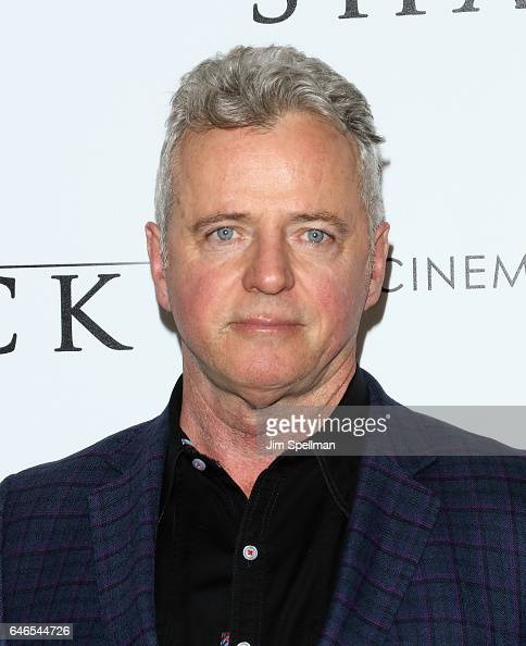 Actor Aidan Quinn attends the world premiere of 'The Shack hosted by Lionsgate at Museum of Modern Art on February 28 2017 in New York City