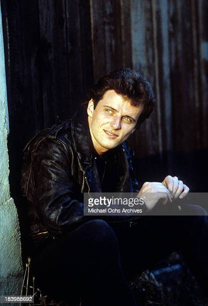 Actor Aidan Quinn in a scene from the MGM movie ' Reckless' in 1983